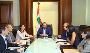 الحريري بحث أوضاع المطار مع سفيرة الاتحاد الأوروبي