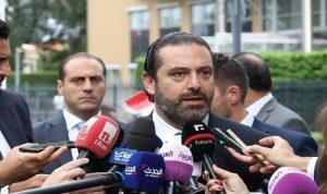 الحريري أراد التفريق بين موقفه الشخصي واعتباراته السياسية