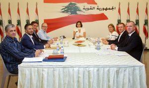 النائب جعجع: عملنا نابع من خدمة الإنسان في منطقتنا