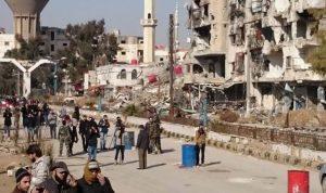 «حرب وثائق» بين واشنطن وموسكو حول شروط إعمار سوريا