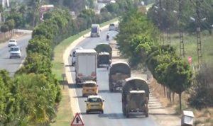 الجيش التركي يصل الى ريف حماة!