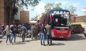 """""""الأمن العام"""": عودة 778 نازحًا إلى سوريا"""
