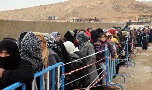 انطلاق دفعة جديدة من النازحين السوريين من العبودية الحدودية