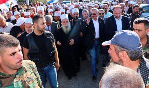 أرسلان: النظام السوري ضمانة الدروز