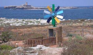 حملة تنظيف لجزر طرابلس