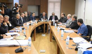 لجنة الشؤون الخارجية ناقشت موضوع منظومات الصرف الصحي