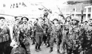 """ناشطون وسياسيون يستذكرون """"13 تشرين"""""""