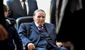 احتجاج آلاف الجزائريين على سعي بوتفليقة للترشح إلى الرئاسة
