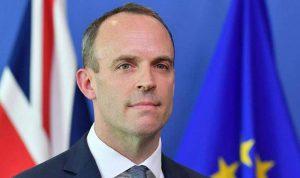 وزير الخارجية البريطاني: متضامنون مع فرنسا