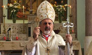 البطريرك يونان مناشدا عون: لتعيين وزير من الطائفة السريانية الكاثوليكية