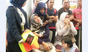 بالفيديو والصور: تحطم طائرة إندونيسية تقل 188 شخصا
