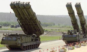 """منظومة """"إس 300"""" روسية إلى دير الزور"""