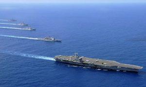 الصين للولايات المتحدة: أوقفي أعمالك الاستفزازية في بحرنا