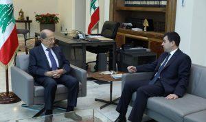 مؤسسة كهرباء لبنان بين عون وابي خليل