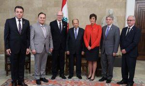 كندا تؤكد إيلاءها استقرار لبنان وأمنه أهمية كبرى