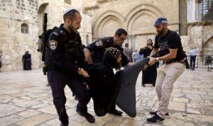مجلس كنائس الشرق الأوسط دان الإعتداء على رهبان في القدس