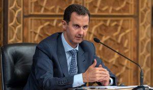 """""""الأمل بالعمل""""… الأسد يطلق حملته الانتخابية"""