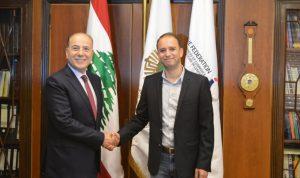 خضر: طرابلس ستلعب دورا مستقبليا بإعادة إعمار سوريا