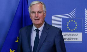 بارنييه: مسألة الحدود الايرلندية قد تنسف مفاوضات بريكست