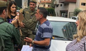 شبيب كلف فوج حرس بيروت بمؤازرة مراقبي وزارة الاقتصاد