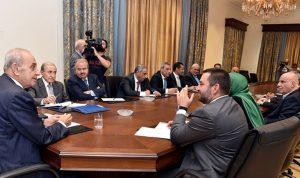 """""""التنمية والتحرير"""": لإخراج لبنان من الجمود واليأس"""