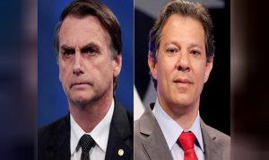 انتخابات البرازيل: بوسونارو الاوفر حظاً يواجه لبنانيّ الأصل في الاعادة