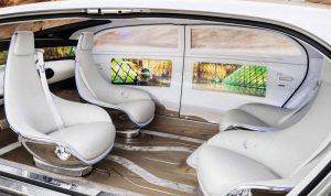 هكذا ستكون مقصورة السيارات الآلية المستقبلية