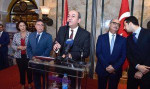 سفير تركيا: بلدنا تعمل وتسعى إلى السلام في سوريا