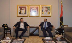 المرعبي يشيد بمشاريع الإمارات في لبنان