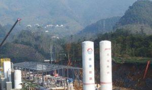 377 مليار متر مكعب من الغاز الصخري  في الصين
