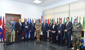 وفد لجنة الشؤون الخارجية النيابية زار مقر اليونيفيل