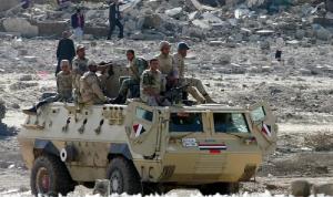 """مصر: قوات الأمن قتلت 15 """"إرهابيًا"""" في سيناء"""