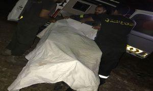 انتشال جثة اثيوبية في الروشة