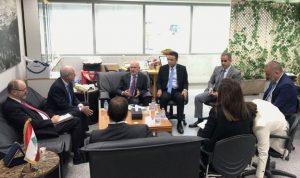 تطوير قطاع النقل بين فنيانوس والبنك الدولي