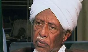 وفاة الرئيس السابق للحكومة الانتقالية في السودان