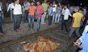 50 قتيلًا بحادث قطار في الهند