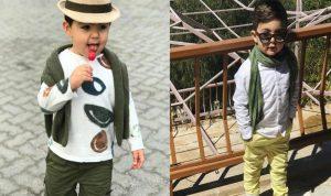 بالصور: مدوّن الموضة الأصغر في العالم العربي… لبناني!