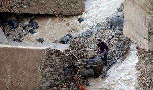 السيول والأمطار تلحق ضررا بقناة الملك عبدالله
