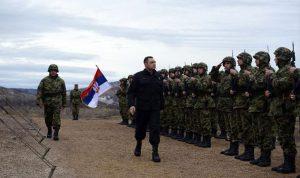 كوسوفو خطت خطوة أولى لإنشاء جيشها الخاص