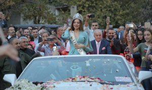 هذا ما تعهدت به ملكة جمال لبنان من بلدتها تنورين