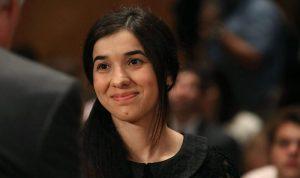 بعد فوزها بجائزة نوبل… نادية مراد ستبني مستشفى بالعراق
