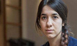 "ناجية من داعش تفوز بـ ""نوبل"" للسلام"