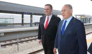 بالصور: إسرائيل تعرض خطة لمد سكك حديدية مع دول الخليج