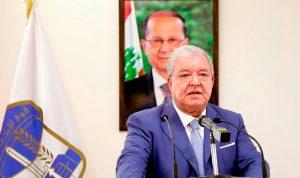 المشنوق: أنا والحريري لن نلتقي سياسياً