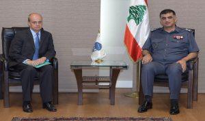 عثمان عرض وسفير اسبانيا التعاون بين البلدين