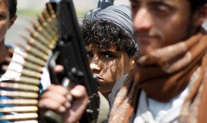 """أميركا تدرس تصنيف """"الحوثي"""" جماعة إرهابية بشكل دائم"""