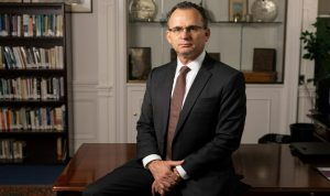بول سالم اول رئيس عربي لمعهد الشرق الأوسط في واشنطن