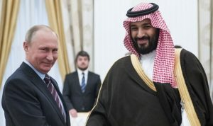 لقاء قريب بين بوتين وولي العهد السعودي؟