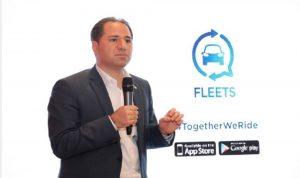 fleets.. تطبيق لتأمين نقل لطلاب الجامعات والمعاهد