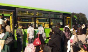 الامن العام: تأمين العودة الطوعية لـ 776 نازحا سوريا